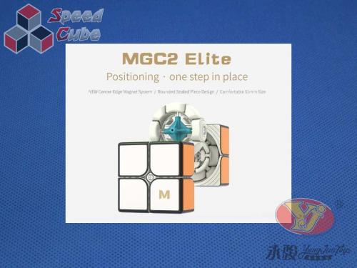 YongJun MGC2 Elite M 2x2x2 Stickerless