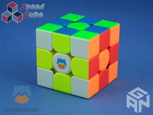GAN Monster Go M 3x3x3 Kolorowa