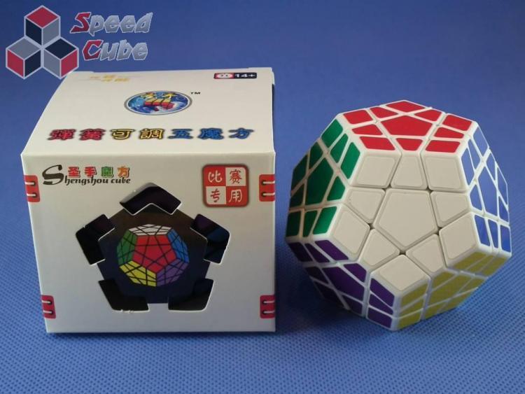 ShengShou Megaminx Biały