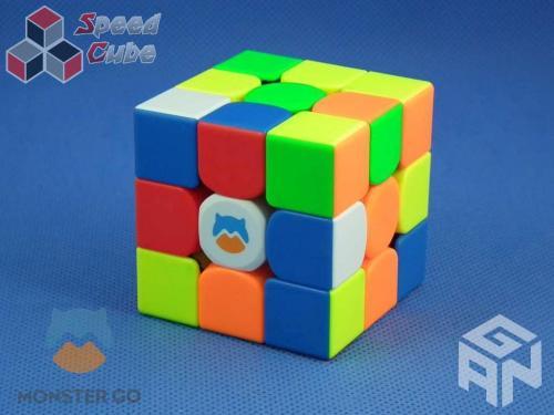 GAN Monster Go 3x3x3 Kolorowa