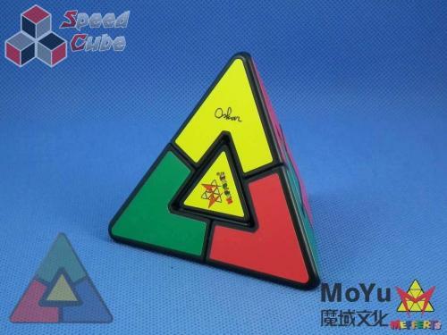MoYu Meffert's Pyraminx Duo Black