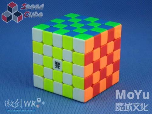 MoYu AoChuang WRM 5x5x5 Kolorowa