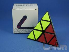 LeFun Volcano Pyraminx Red - Blue Black