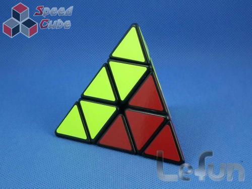 LeFun Volcano Pyraminx Red - Blue Black