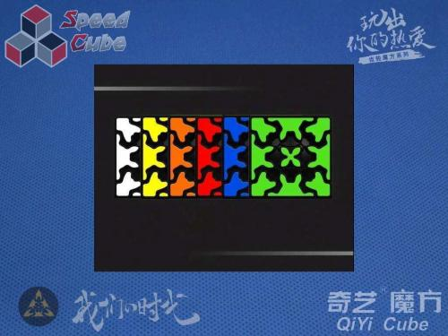 QiYi Gear Pyraminx Taile
