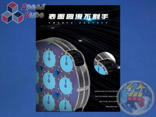 ShengShou Magnetic Clock