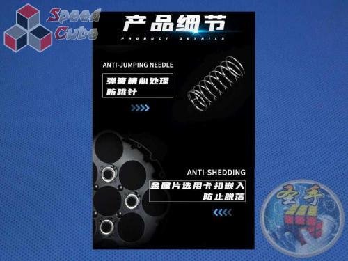 ShengShou Magnetic Clock