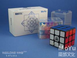 MoYu WeiLong WR M 2020 3x3x3 Black