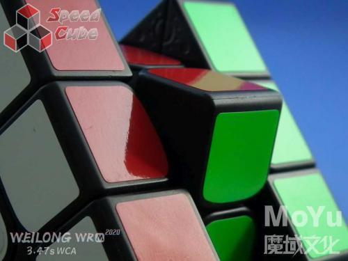 MoYu WeiLong WR M 2020 3x3x3 Stickerless