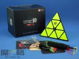 X-Man Pyraminx Magnetic Bell V2 Black