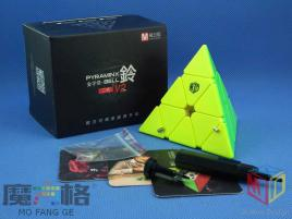 X-Man Pyraminx Magnetic Bell V2 Stickerless