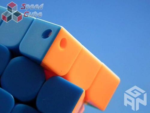 GAN 3x3x3 - 30 mm Brelok Kolorowa