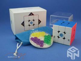 GAN 356M 3x3x3 Stickerless