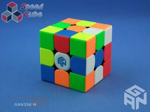 GAN 356 M 3x3x3 Stickerless