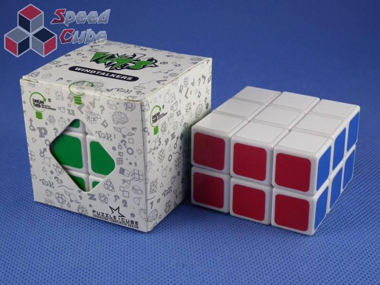 LanLan 2x3x3 Domino Biała