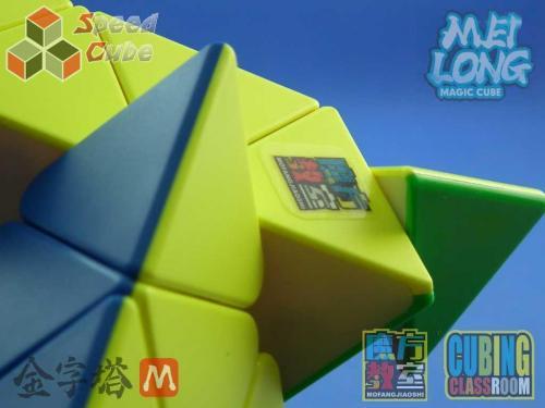 MFJS MoYu MeiLong Pyraminx Magnetic Stickerless