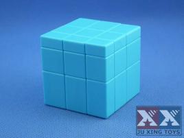 Ju Xing Mirror 3x3 Cube Blue