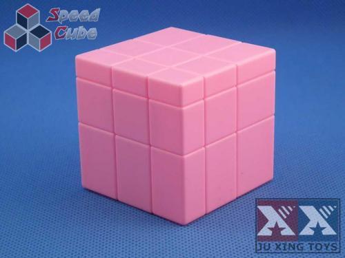 Ju Xing Mirror 3x3 Cube Pink