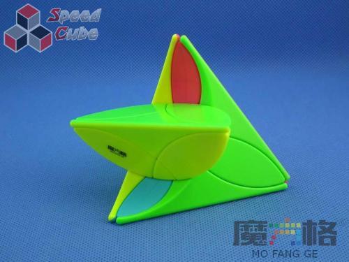 QiYi Clover Pyraminx Stickerless