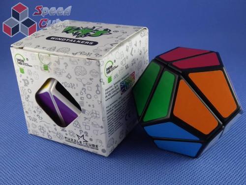 LanLan 2x2x2 Dodecahedron Czarna