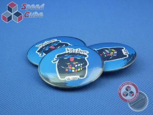 Button znaczek przypinka