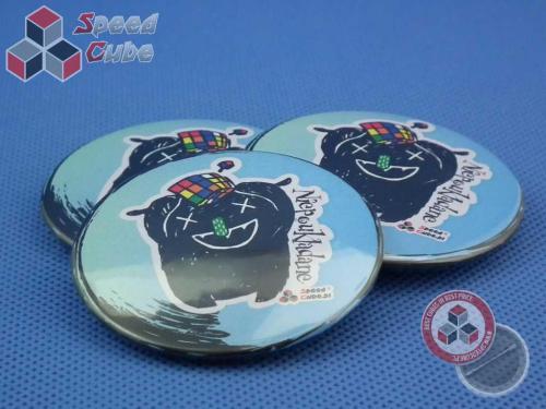 Button przypinka SOLVE - 58 mm