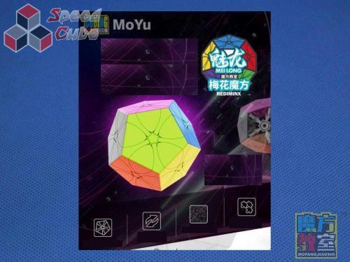 MoYu MoFang JiaoShi Meilong RediMinx Kolorowa