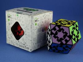 LanLan Gear 12 Rhombic Faces Cube Czarna
