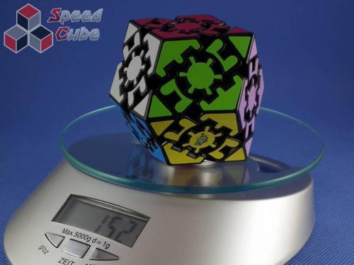 LanLan 12 Rhombic Faces Cube Czarna
