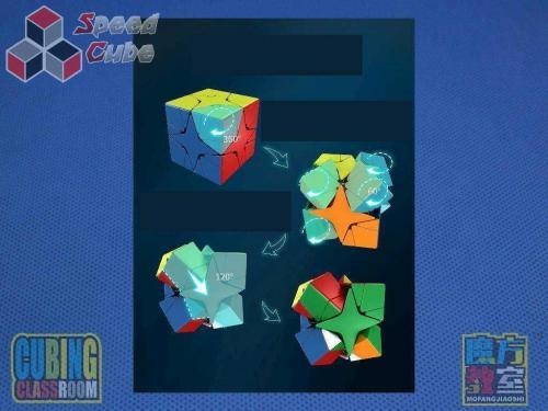 MoFang JiaoShi MeiLong Polaris Stickerless