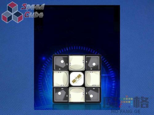 MofangGe Thunder Clap v3 3x3x3 Czarna