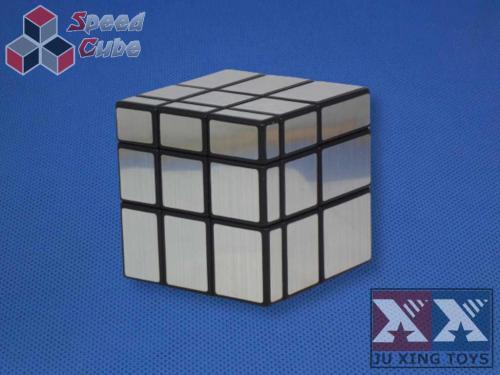 Ju Xing Mirror 3x3 Cube Silver