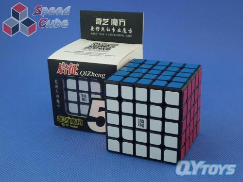 MoFangGe QiYi QiZheng 5x5x5 Czarna