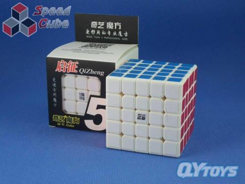 MoFangGe QiYi QiZheng 5x5x5 Biała