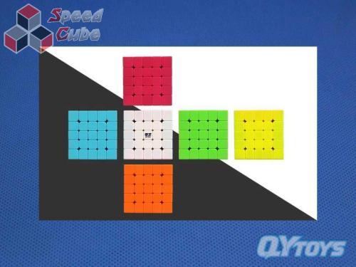 MoFangGe QiYi QiZheng S 5x5x5 Kolorowa