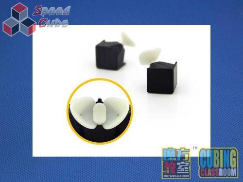 MoYu MoFang JiaoShi 3x3x3 MF3RS Kolorowa