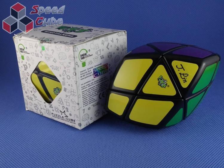LanLan Skewb Curvy Rhombohedron Czarna