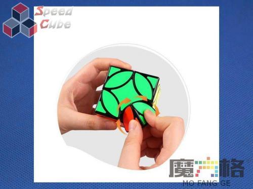 MoFangGe Ancient Coin Cube Czarna