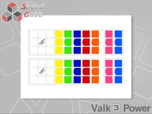 MofangGe QiYi The Valk 3 Power 3x3x3 Biała
