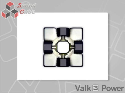 MofangGe QiYi The Valk 3 Power M 3x3x3 Biała
