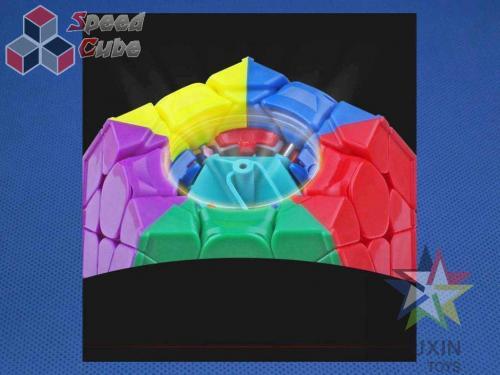 ZhiSheng YuXin Little Magic Megaminx Kolorowa