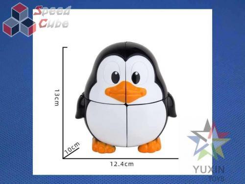 ZhiSheng YuXin 2x2x2 Penguin