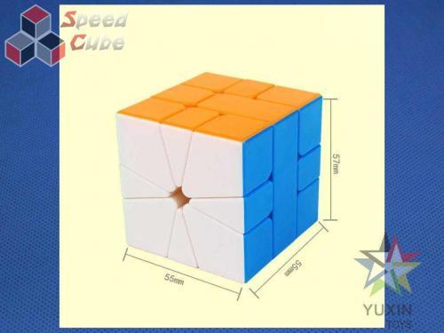 YuXin Little Magic Magnetic SQ-1 Square Kolor