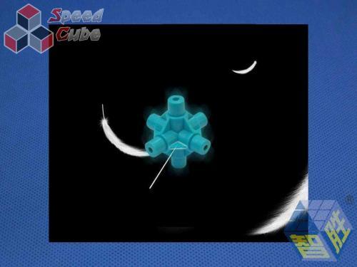 ZhiSheng YuXin Little Magic 3x3x3 Kolorowa