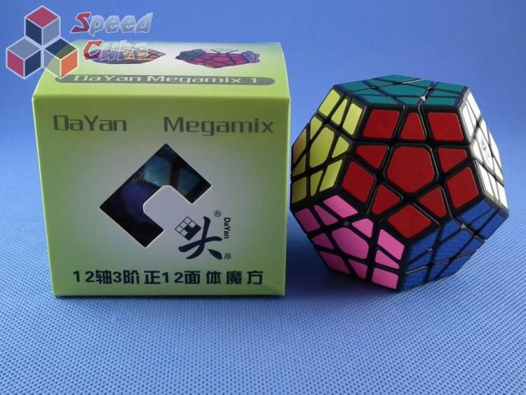DaYan Megaminx Czarna