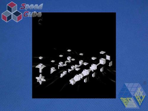 ZhiSheng YuXin HuangLong 7x7x7 Czarna