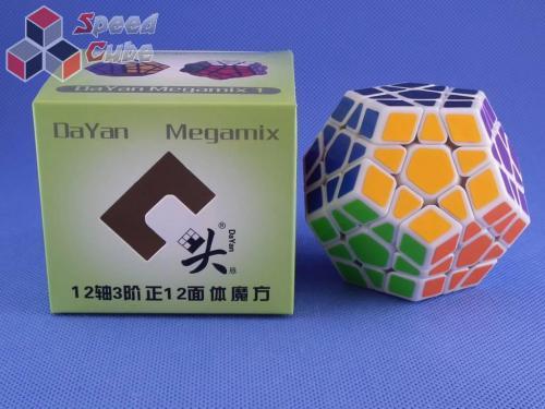 DaYan Megaminx Biała