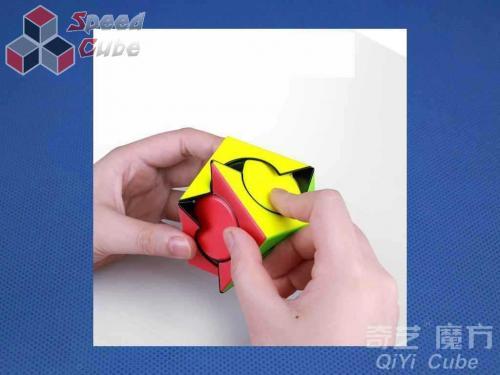 QiYi Six Spot Cube Stickerless