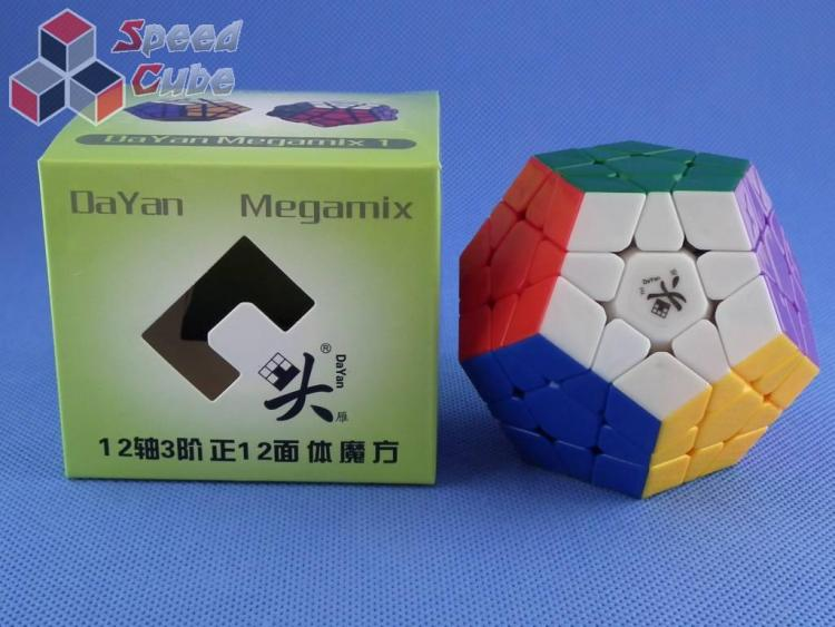 DaYan Megaminx Kolorowa