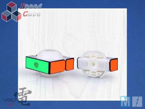 X-Man Volt Square-1 V2 Magnetic Slice Black